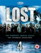 Lost The Complete Fourth Season 8717418172022 Blu-ray Region B