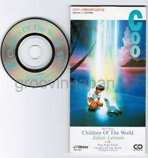 """JULIAN LENNON Children Of The World JAPAN 3"""" CD SINGLE VIDL-167 Nick Wood Free S"""