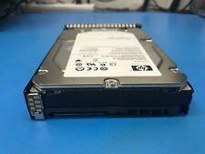 HP SEAGATE 600GB 15K SAS EF0600FARNA  in Gen8 Tray  653952-001 652620-B21