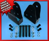 """Silver Spacers Front Leveling Kit2/"""" LiftFits 99-08 Ford F250 F350 2WD"""