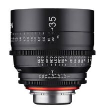 Xeen 35 mm T1.5 Xeen Professionnelle Cine Lens-PL Fit