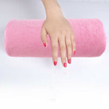 Salon Soft for Nail Art Small Hand Rest Pillow Cushion Pink Arm Rest Manicure