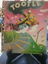 TOOTLE Little Golden Book 1966 (VGC)
