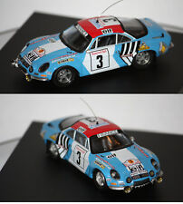 Trofeu 821 Alpine Reanault A110 1600s Winner R. Modellino