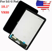"For LG G Pad 10.1"" V930 LCD Display Touch Screen Digitizer Assembly USA Replace"