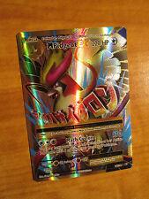 NM FULL ART Pokemon Mega M PIDGEOT EX Card EVOLUTIONS Set 105/108 XY X and Y TCG