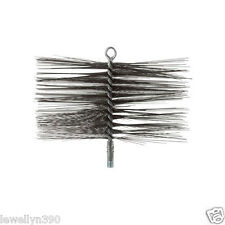 "NEW! 7"" x 11"" Rutland WIRE Rectangle Chimney Brush RECTANGULAR #16532"