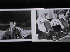 2 vintage photo postcards Katharine Hepburn movie star
