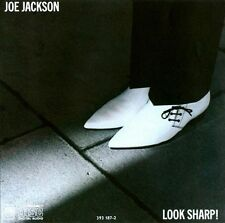 Look Sharp! by Joe Jackson (CD, Feb-1984, A&M (USA))