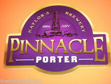 BEER PUMP CLIP - PINACLE PORTER