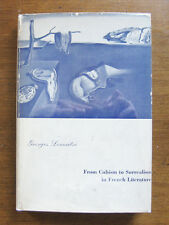 Lemaitre - Cubism to Surrealism French literature 1st 1947 Picasso Breton Dali