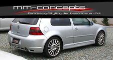 Seitenschweller für VW Golf 4 IV R32 ABS Schweller GTI GT 3 Türer NEU Jubi ed25