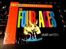 A Proper Introduction to the Four Aces Heart and Soul CD (Vocal) Greatest Hits