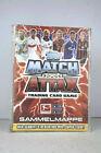 Match Attax 2013/2014 Sammelmappe und Sammelbox mit fast vollständigen KartenTrading Card Sammlungen & Lots - 261329