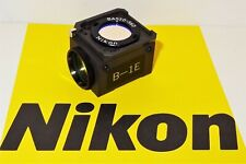 Nikon B-1E Fluorescent Microscope Filter Cube for Labophot, Optiphot, Microphot