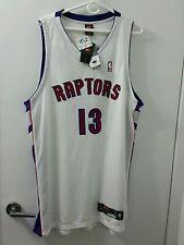 Authentic Jerome Williams Toronto Raptors Autographed Nike Jersey size 52 new