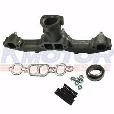 Brand New 674-501 Small Block Exhaust Manifold Kit For GMC Chevy Van Pickup