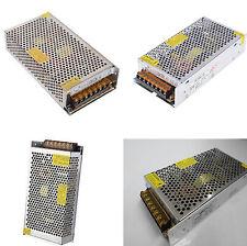 Alimentatore switching stabilizzato 24V 120W 5A PROFESSIONALE con TRIMMER