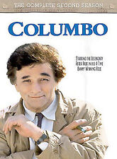 Columbo - The Complete Second Season (DVD, 2005, 4-Disc set)