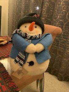 NWT BONNIE SEWELL DESIGNS Collectors Edition Snowman