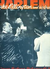 DUKE ELLINGTON and his orchestra HARLEM never before released PABLO REC 1985