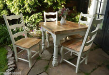 Unbranded Farmhouse Kitchen Table & Chair Sets