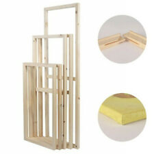 DIY Photo Frame Wood Bar Stretcher Strip For Canvas Painting Gallery Wrapped