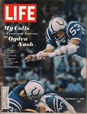 LIFE Dec 13 1968 English Weekly, Colts, David Merrick, Black Equality, Spies