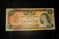 """1979 """"510"""" Replacement $20 Dollar Bank of Canada Banknote 51005946322"""