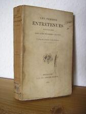 CURIOSA / Kept women dévoilées in their trickery galantes 1883