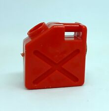 Playmobil accessoire vintage jerrican rouge voiture station service rally