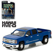 GREENLIGHT 2014 CHEVROLET SILVERADO HAWAII FIVE O 2010 TV SERIES 1/64 CAR 44760E