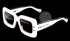 MARC JACOBS FASHION SHOW STYLE Sunglasses White Black MJ 501S EIS9C