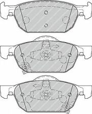 Ferodo FDB4269 Brake Pad Set Front Axle Premier Car Replaces 45022TL1G00