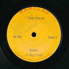 JEAN FERRAT 45 TOURS FRANCE PROMO CE QU'ON EST BIEN MON AMOUR+