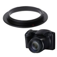 58mm Macro Lens Reverse Adapter Ring For Canon EOS EF EF-S 1000D 60D 5D Camera Q