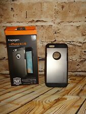 Spigen iPhone 6 / 6s Tough Armor Gunmetal Premium Case (SGP11612)