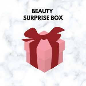 SUPRISE BEAUTY BOX  worth $30