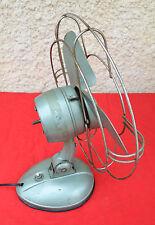 Ventilateur industriel ancien à poser ou suspendre Design 50-60 Loft Atelier