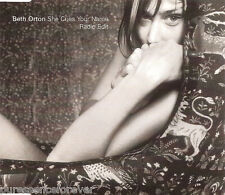BETH ORTON - She Cries Your Name (UK 1 Tk DJ CD Single)