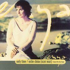 Only Time/Oiche Chiun [Single] by Enya (CD, Nov-2001, Warner Bros.)