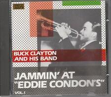 Buck Clayton and his Band - Jammin' At Eddie Condon's Vol. I - 1 CD
