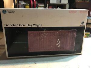 ERTL Precision Classics John Deere Hay Wagon 1:16 Scale #15134