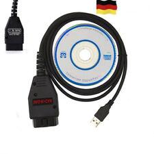 OBD2 VAG K+ Kann Commander 1.4 Scanner Diagnose Com Kabel für VW Audi Skoda DE