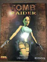 Tomb Raider - Big Box PC Game - Complete in Box SUPERFAST Dispatch