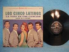 Los Cinco Latinos, La Vida Es Una Cancion, ABC Paramount ABCS 498 Life is a Song