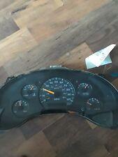 Sale  used 1998 Blazer jimmy Sonoma Speedometer(Speedometer/Gauge/Cluster)