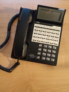 Iwatsu Omega-Phone Adix 12 Button Multi-Line Phone w/ Speakerphone IX-12KTD-2