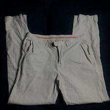Tommy Bahama Men's Khaki Tan Chino Pants Straight Leg Size 34 x 34