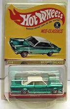 Hot Wheels 2013 Red Line Club RLC Neo-Classics Series 12 '65 Ford Galaxie #/4500
